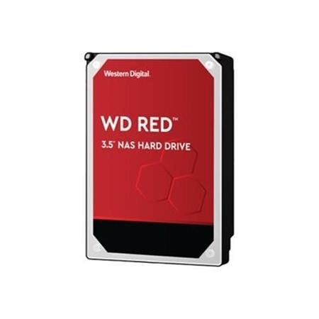"GRADE A1 - Western Digital Red 6TB SATA III 3.5"" NAS Internal Hard Drive"