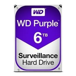 "Western Digital Purple 6TB 3.5"" SATA Surveillance Hard Drive"