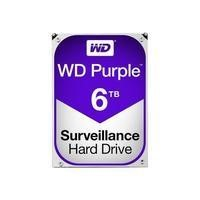 "WD Purple 6TB Surveillance 3.5"" Hard Drive"