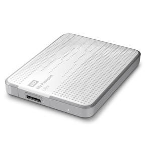 Western Digital My Passport Ultra 2TB Portable USB 3.0 External HDD White