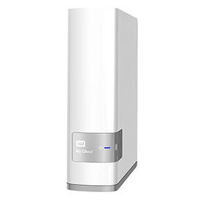 Western Digital My Cloud 6TB Personal Cloud Storage 1-Bay NAS