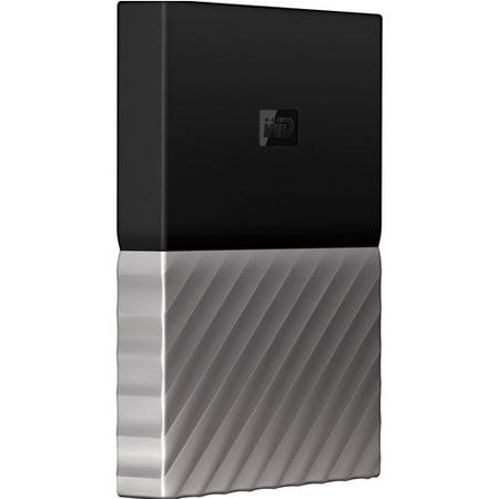 Western Digital My Passport Ultra 2TB Black/Grey External HDD