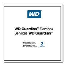 Guardian Express For WD Sentinel DS5100/DS6100 - 3YR Plan EMEA