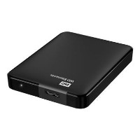 Western Digital 3TB Elements USB 3.0 External Hard Drive in Black