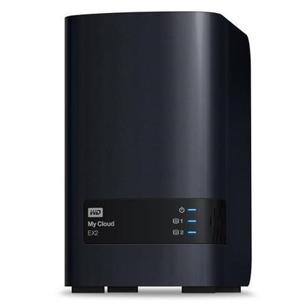 My Cloud EX2 Professional Cloud Storage NAS with WD Red 3.5inch