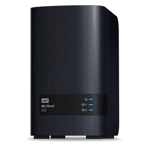Western Digital MYCLOUD EX2 12TB 3.5IN
