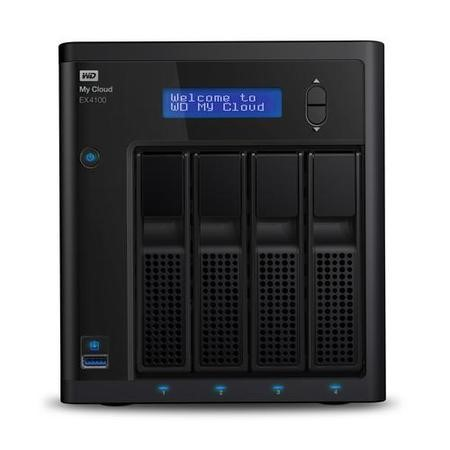 Western Digital MyCloud EX4100 8TB 4Bay NAS