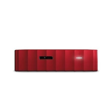 "Western Digital My Passport 3TB 2.5"" Portable Hard Drive in Red"