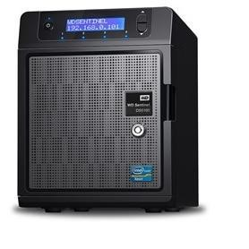 Western Digital Sentinel DS5100 8TB Compact Server