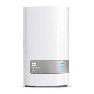 My Cloud Mirror Personal Cloud Storage NAS 8TB