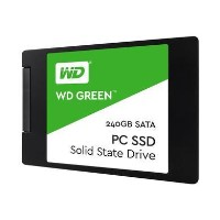 "WD Green 240GB Internal 2.5"" SSD"