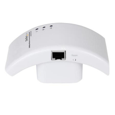 StarTech.com Wi-Fi Wireless Range Extender – 300 Mbps 802.11 b/g/n Access Point / Repeater / Signal