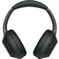 SONY Wireless Bluetooth Noise-Cancelling Headphones - Black -sbtv-