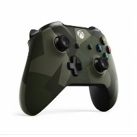 Microsoft Xbox One Armed Forced Wireless Controller - Army Green