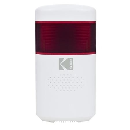 Outdoor Siren - Compatible with Kodak Smart Security
