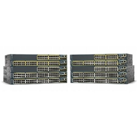 Cisco Catalyst 2960S-48TD-L - Managed 48 Port Switch - 1U