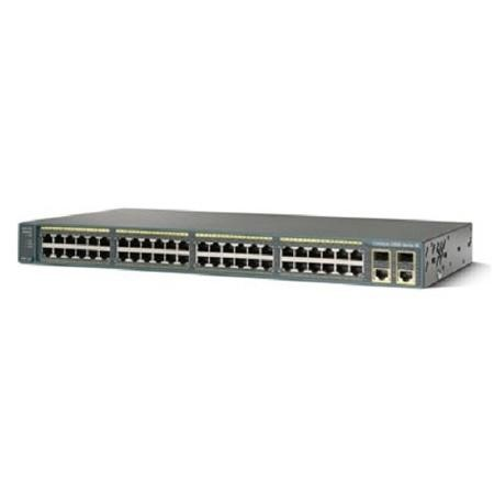 Cisco Catalyst 2960S-48TS-L  Managed 48 Port Switch