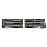 Cisco Switch/Cat 2960-X 48GigE 4x1G SFP Base
