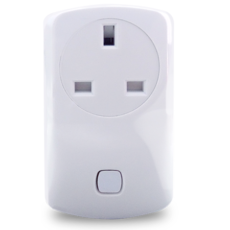UK Wireless Plug - Compatible with Kodak Smart Security