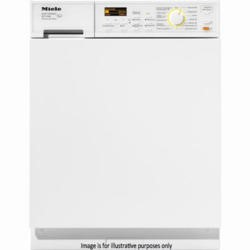 Miele WT2789IWPM 5kg 1600rpm Integrated Washer Dryer with White Control Panel