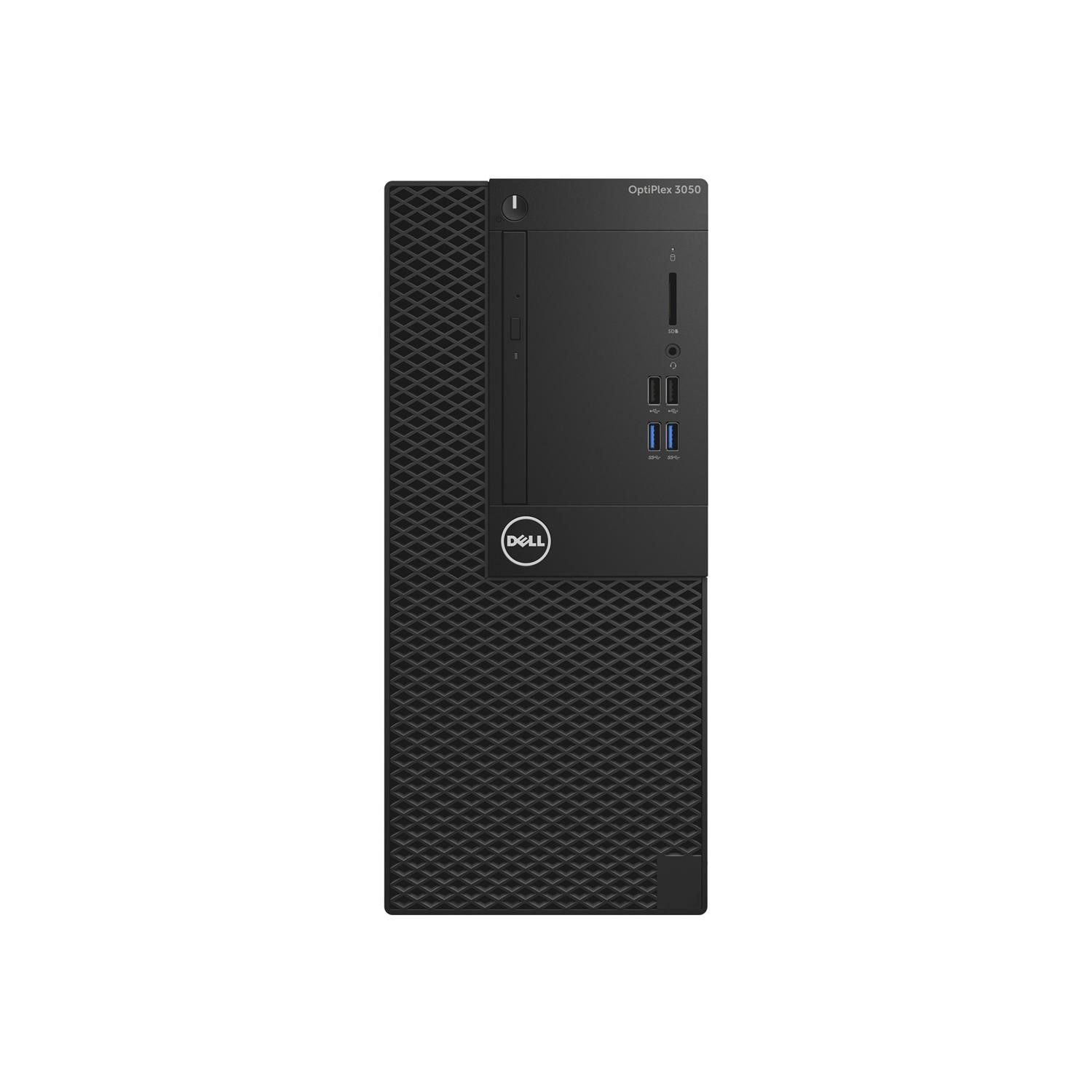 Image result for Dell OptiPlex 3050 Mini Tower ci3 desktop with 18.5 led