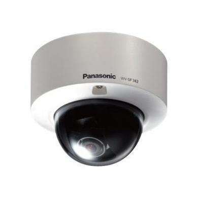 Panasonic Vandal Resistant Fixed Dome Network CCTV Camera