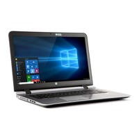 HP ProBook 470 G3 Core i7-6500U 8GB 256GB SSD 17.3 Inch Windows 7 Professional Laptop