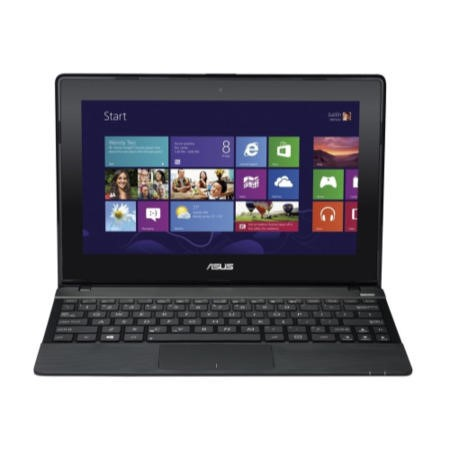 Refurbished Grade A1 Asus X102BA 4GB 500GB Windows 8 Netbook in Blue