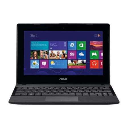 "Refurbished Grade A1 Asus X102BA AMD A4 10.1"" Windows 8 Touchscreen Laptop in Pink"