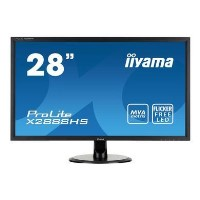 "Refurbished Iiyama X2888HS-B2 28"" Full HD Monitor"