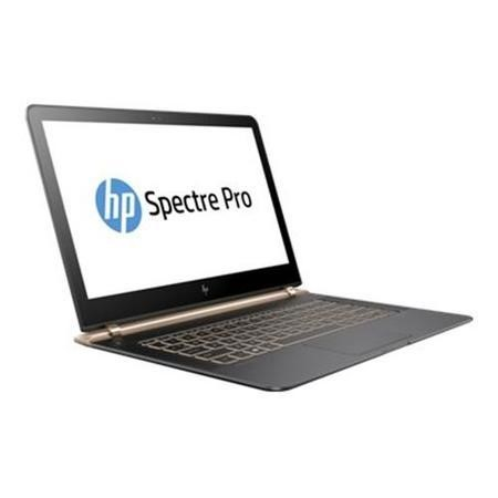 HP Spectre Pro 13 Core i5-6200U 8GB 256GB SSD 13.3 Inch Windows 10 Professional Laptop