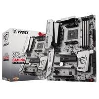 MSI AMD X370 XPower Gaming Titanium DDR4 AM4 ATX Motherboard