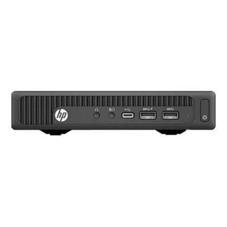 X3J25ET HP ProDesk 600 G2 Core i5-6500T 4GB 128GB SSD Windows 10 Professional Desktop