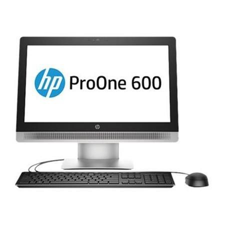 X3J65EA HP ProOne 600 G2 Core i5-6500 8GB 256GB SSD DVD-RW 22 Inch Windows 10 Professional All In One Dsetop