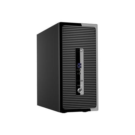 X3K55ET HP ProDesk 400 G3 Core i5-6500 4GB 500GB DVD-RW Windows 10 Professional Desktop
