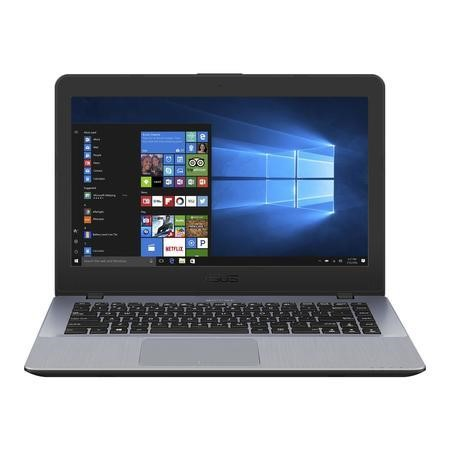 X442UA-GA061R Asus VivoBook 14 X442UA Core i5-7200 4GB 500GB DVD-RW 14 Inch Windows 10 Laptop