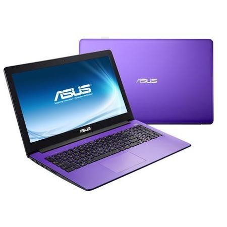Refurbished Grade A1 Asus X502CA 4GB 500GB Windows 8 Laptop in Purple