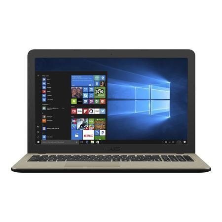 X540MA-GO231T Asus Vivobook Celeron N4000 4GB 1TB 15.6 Inch Windows 10 Laptop Black