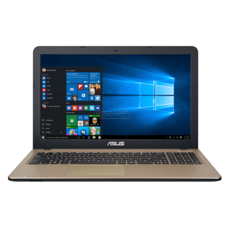 X540NA-GQ063T Asus VivoBook 15 Intel Celeron N3060 4GB 1TB 15.6 Inch Windows 10 Laptop