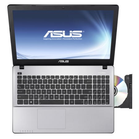Refurbished Grade A1 Asus X550CA Intel Core i5-3337U 4GB 750GB Windows 8 Laptop in Dark Grey