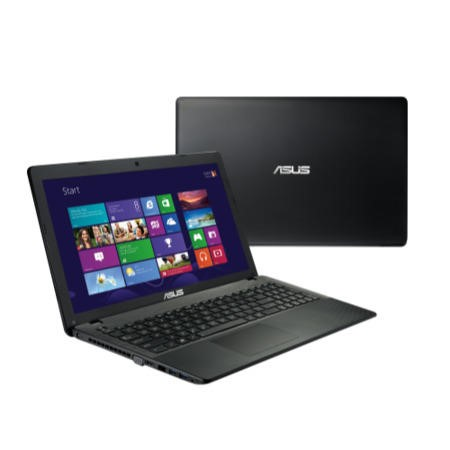 Refurbished Grade A1 Asus X552EP Quad Core 8GB 1TB Windows 8 Laptop in Black