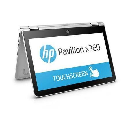 "Refurbished HP Pavilion x360 13-u009na 13.3"" Intel Core i3-6100U 2.3GHz 4GB 1TB Touchscreen Convertible Windows 10 Laptop"
