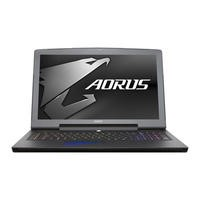 "Aorus X7 V6-CF1 Core i7-6820HK 16GB 1TB + 512GB SSD GeForce GTX 8GB 1070 G-Sync 17.3"" Win 10 Gaming Laptop"