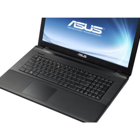 Refurbished Grade A1 Asus X75VC Core i5 4GB 500GB 17.3 inch Windows 7 Laptop in Black