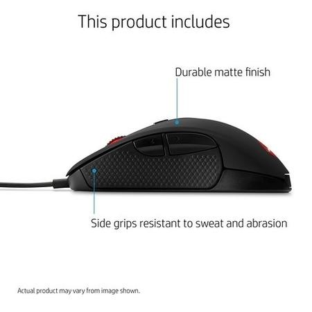 HP OMEN Mouse with SteelSeries Optical Gaming Mouse