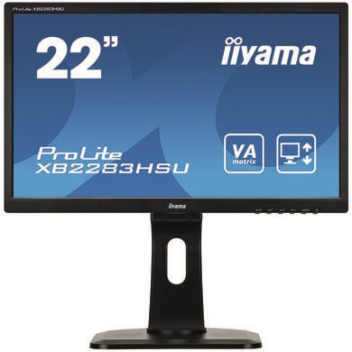 "Liyama 22"" XB2283HSU Full HD Monitor"