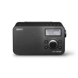 Sony XDR-S60D Portable DAB Radio - Black