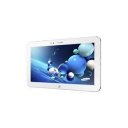 GRADE A1 - As new but box opened - Samsung XE300TZC ATIV Tab 3 2GB 64GB 10.1 inch Windows 8 32 Bit Tablet in White