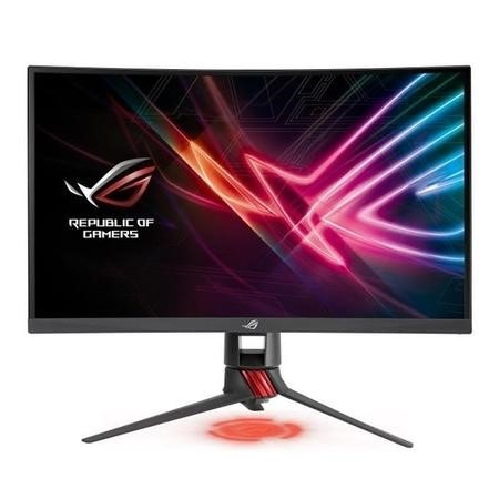 "XG27VQ Asus XG27VQ 27"" ROG Strix Full HD Freesync Curved Gaming Monitor"