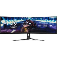 "ASUS ROG STRIX XG49VQ 49"" 144Hz Curved Gaming Monitor"